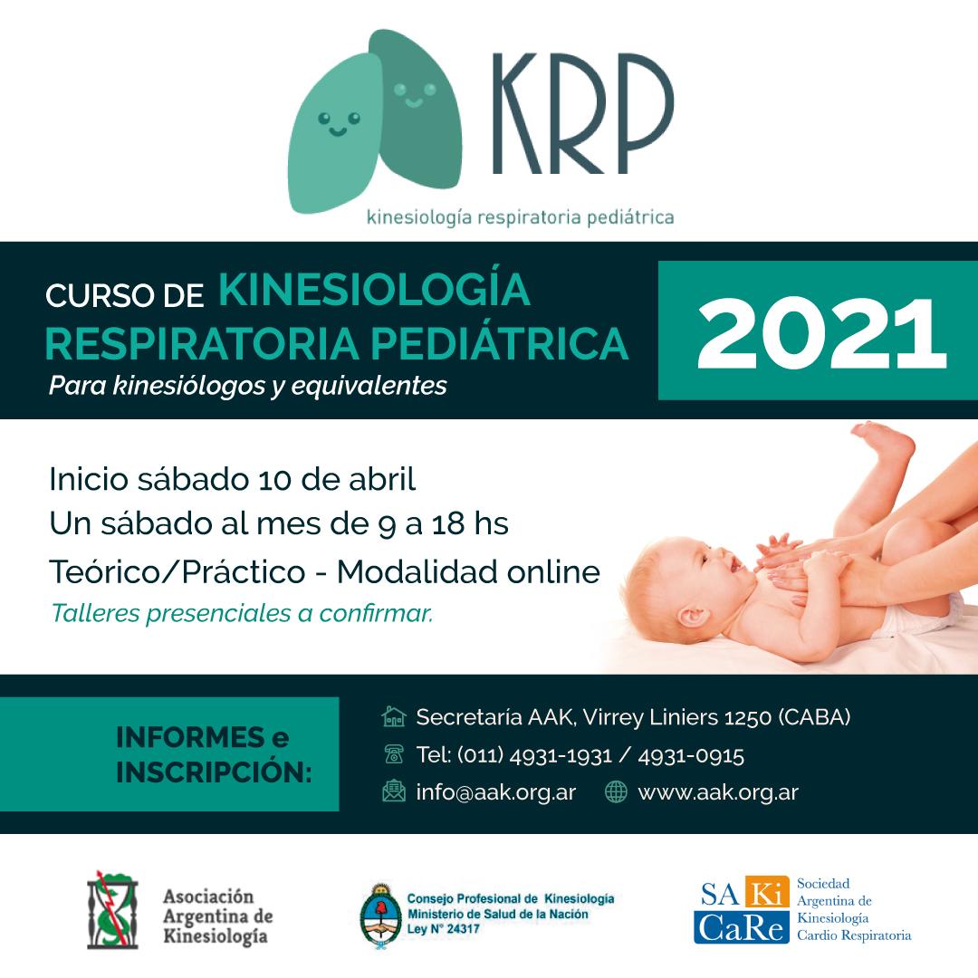 Kinesiologia Respiratoria Pediatrica